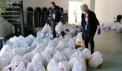 Počela distribucija paketa pomoći za penzionereiz opštine Majdanpek 1