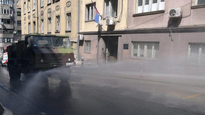 Ruskim vojnim stručnjacima nije dozvoljen ulazak u BiH iz Srbije 1
