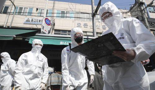 U Južnoj Koreji zabrinjava brzina širenja korona virusa 8