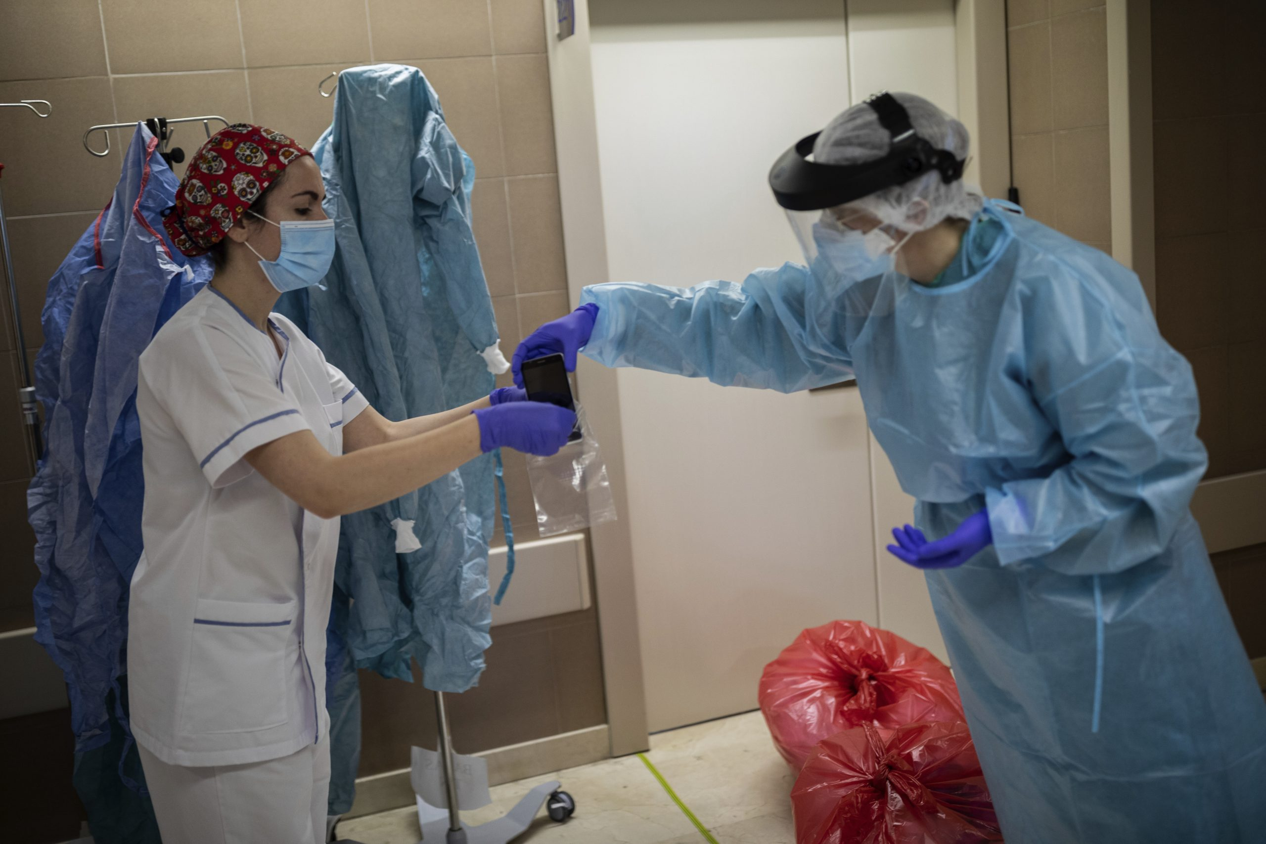 Jug Banata novo žarište virusa korona, zaraženo pet lekara i 12 medicinskih sestara 1