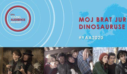 """""""Moj brat juri dinosauruse"""" najbolji evropski film za mlade 13"""