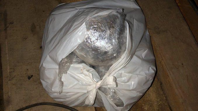 Policija u Barajevu zaplenila četiri kilograma marihuane 2