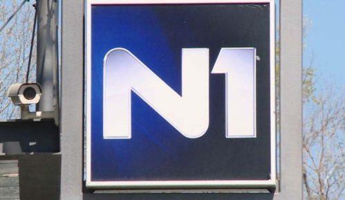 UNS: Ometanje snimanja i pretnje ekipi TV N1 nedopustivi 7
