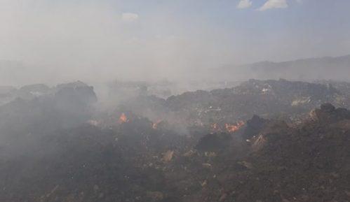 Zaječar: Deponija i dalje gori 7