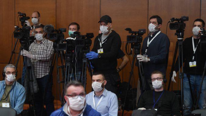 UNS: Medijske radnike treba vakcinisati među prvima 1