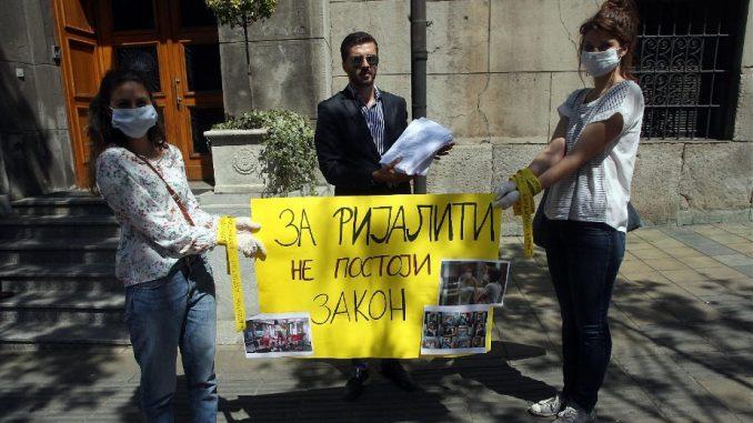 N1: Vladi i premijerki predata peticija za zabranu rijaliti programa tokom vanrednog stanja 3