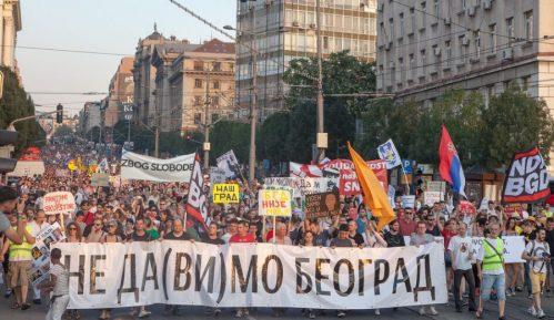 Inicijativa Ne davimo Beograd: Četiri godine od rušenja u Savamali, niko nije odgovarao 1