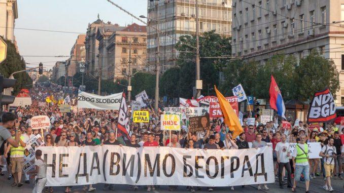 Inicijativa Ne davimo Beograd: Četiri godine od rušenja u Savamali, niko nije odgovarao 2