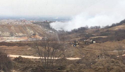 Sloga: Deponija u Vinči gori i vazduh je zagađen 3
