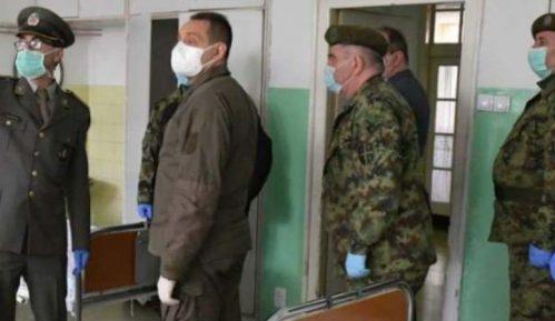 Vulin: Za 10 dana osposobljen Vojnomedicinski centar Karaburma za prijem novih zaraženih 5