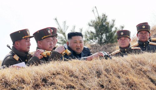 "Kimov ""povratak"" obeležen pucnjavom 9"