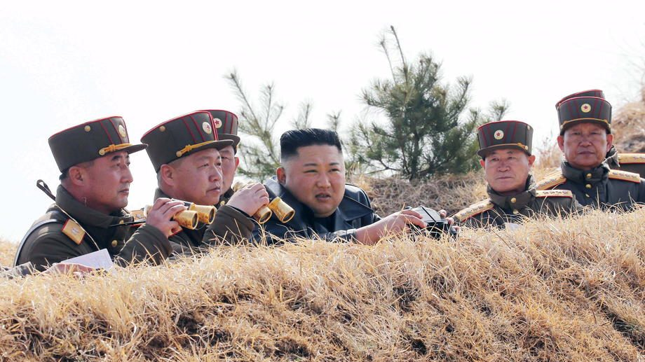 "Kimov ""povratak"" obeležen pucnjavom 1"