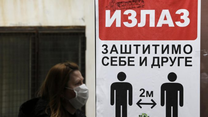 U Srbiji još 148 novoobolelih i pet preminulih, ukupno 1.624 zaraženih i 44 umrlih 1