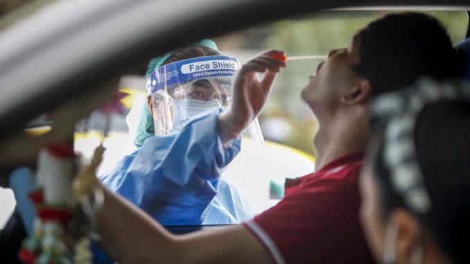 Batut: Zakazivanje testiranja na korona virus svakog dana оd 10 dо 12 čаsоvа 3