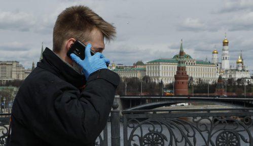 U Rusiji novi rekord - više od 17.000 novoinficiranih kovidom 19 15