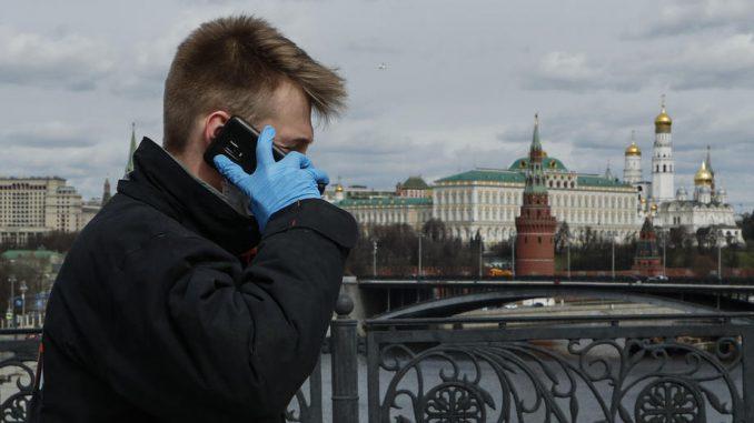 Rusija: Rekordan broj obolelih u jednom danu 4