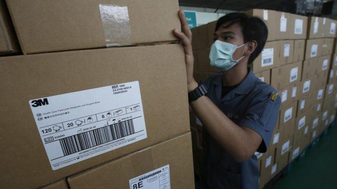 Zašto je tako teško povećati proizvodnju zaštitnih maski? 2