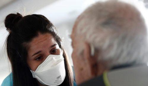 U domovima za stare korona virusom zaraženo 1.766 korisnika i 773 zaposlena 1