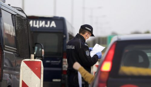 Policija privela bivšeg načelnika Krdžića, kažnjen sa 50.000 dinara 2