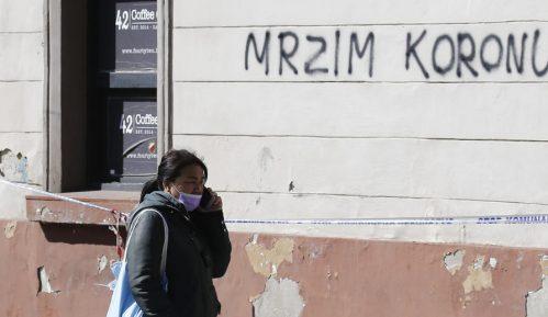 Gradonačelnik Zagreba uputio apel mladima zbog rasta broja zaraženih korona virusom 7