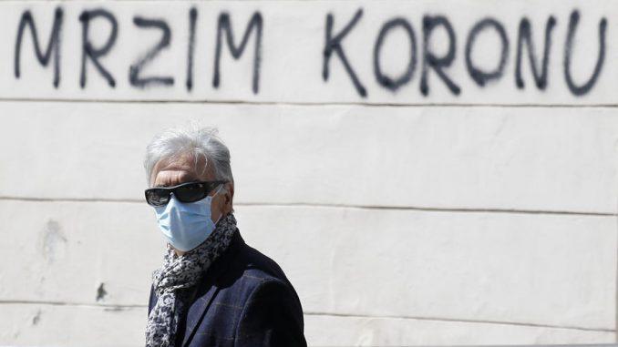 Hrvatska beleži veliko povećanje novoobolelih od korona virusa 3