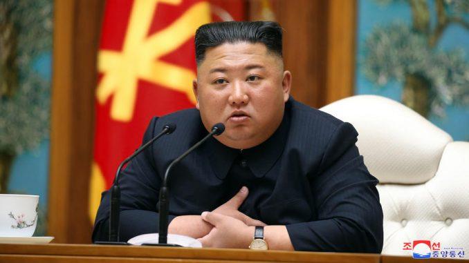 Kim Džong Un se pojavio u javnosti, posetio oblast pogođenu tajfunom 1