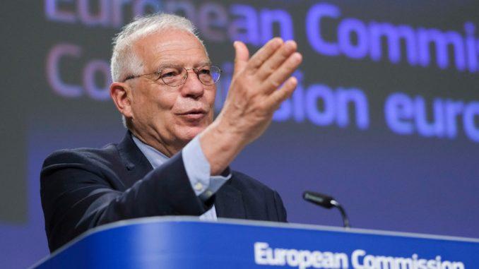 Borelj: Samo Evropljani mogu da stabilizuju Balkan 3