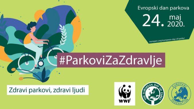 Evropski dan parkova - poziv da više brinemo o prirodi 1