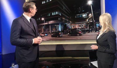 RTS kritikovao Vučića čitavih 13 sekundi za mesec i po dana 5