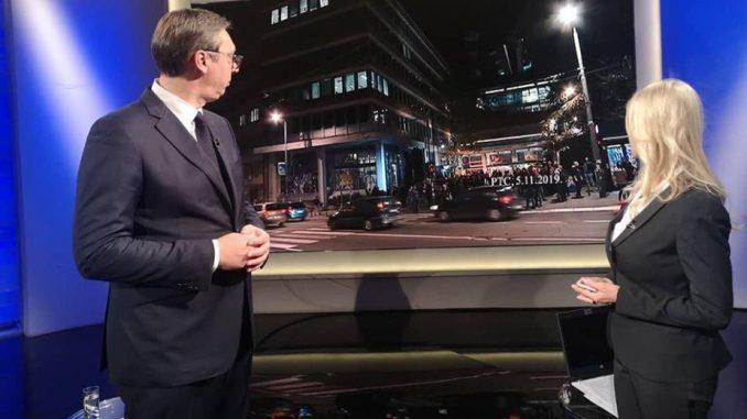 RTS kritikovao Vučića čitavih 13 sekundi za mesec i po dana 1