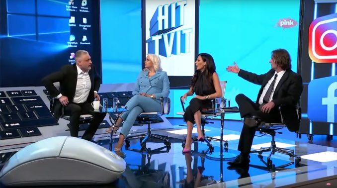 Šta je istina o sukobu Cece, Mitrovića i Jovanovića na TV Pink? 1
