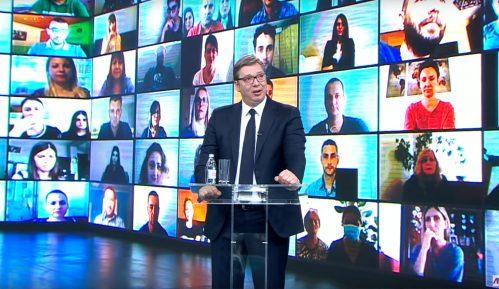 """Vučić """"ekranizovao"""" Orvelovu knjigu 2"""