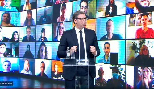 REM: Vučić najviše na televizijama 15