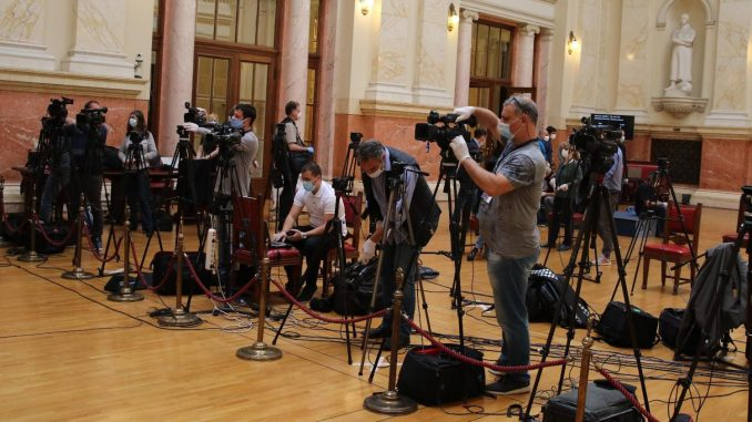 UNS: Za medijske projekte 1,7 milijardi dinara, 77 miliona više nego prošle godine 2