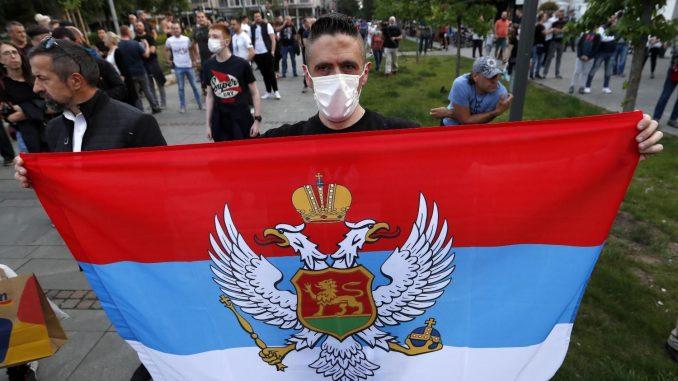 Podgorica strepi od novih protesta 3