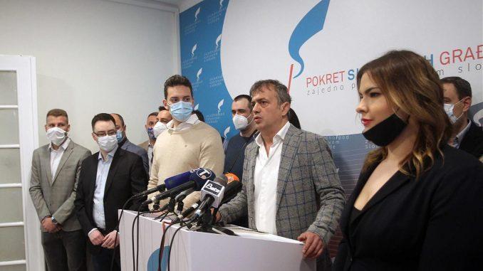 Ko je sve na listi Sergeja Trifunovića? 3