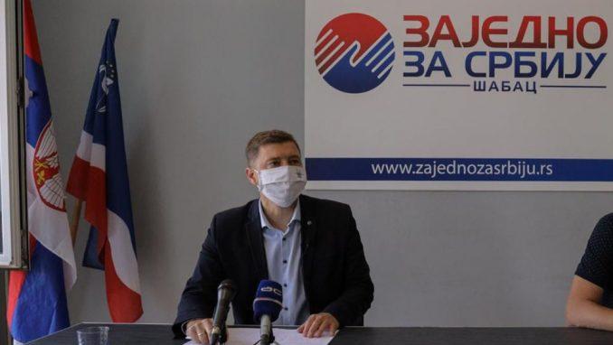 Zelenović: Obavestićemo i Strazbur o rušenju liste 1