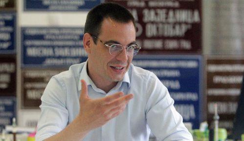 Marko Bastać: Podržavam svaki vid nenasilne borbe 11
