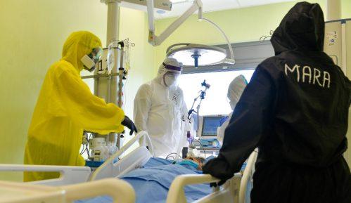 KC Niš nedelju dana nije saopštio podatke o broju pacijenata sa korona virusom 15
