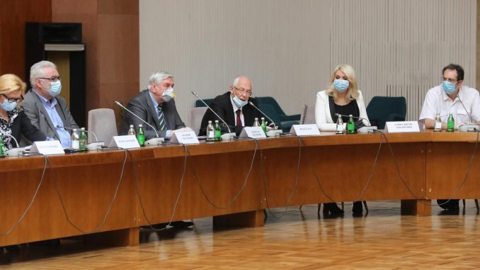 Tepić i Todorić podneli krivične prijave protiv članova Kriznog štaba 4