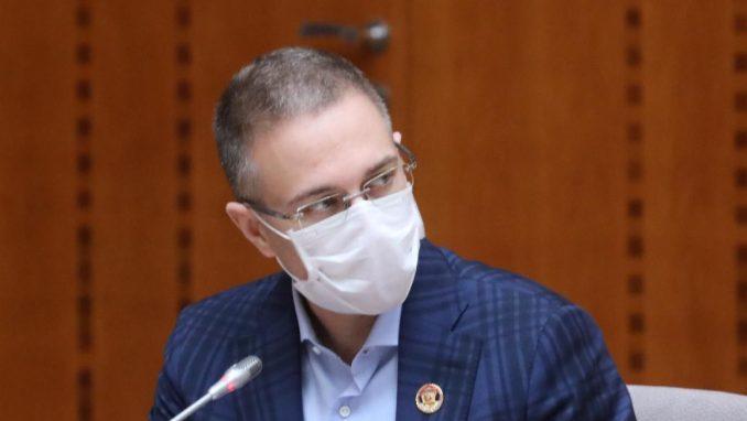 Stefanović: Obradović prevršio svaku meru, ali ga štiti poslanički imunitet 4