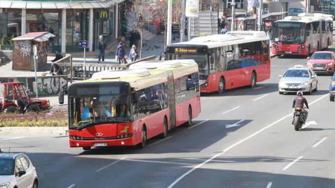 Dnevna karta u javnom prevozu u Beogradu 290 dinara 3