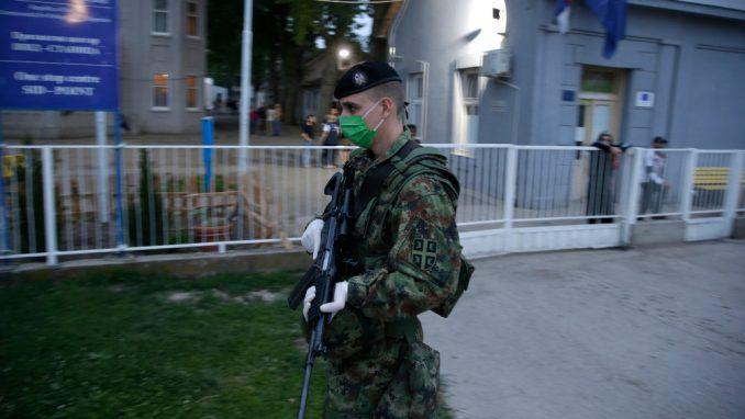 Ministarstvo odbrane: Nije tačno da se Vojska Srbije gomila na granici s Crnom Gorom 2