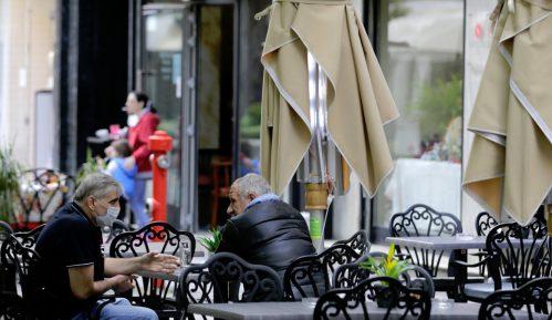 Ugostiteljski objekti u Beogradu uglavnom poštuju mere 2