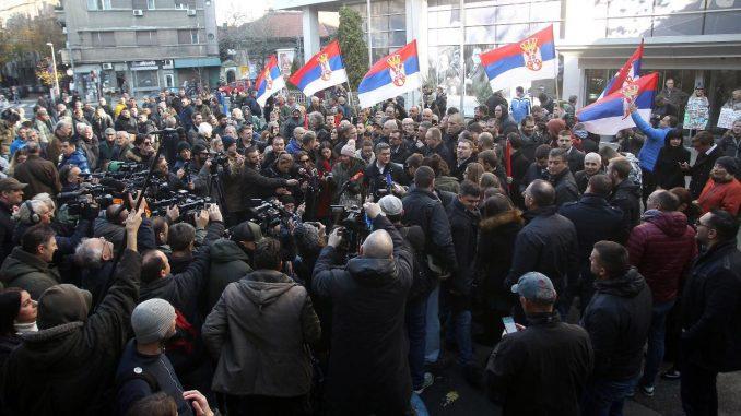 Veljanovski: Vlast neće dopustiti da Bujošević ode 1