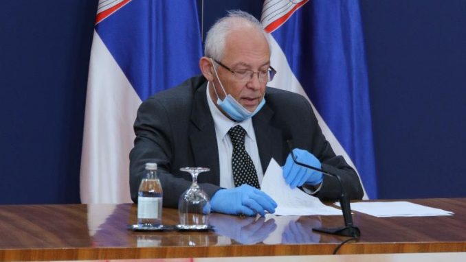 Kon: Epidemiološka situacija u Beogradu se ne popravlja 1