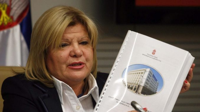 Nata Mesarović: Presuda o ubistvu Đinđića doneta na osnovu dokaza 1