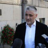 Čedomir Jovanović na saslušanju u tužilaštvu 15