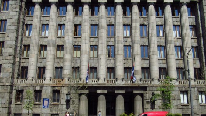 Dveri: SNS ubacio devet sudija u Ustavni sud Srbije 3