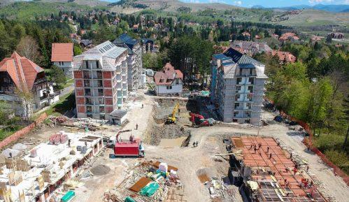 Oko Titove vile na Zlatiboru, koja je pod zaštitom države, gradi se veliki apartmanski kompleks 3